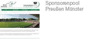 Sponsorenpool SC Preußen Münster